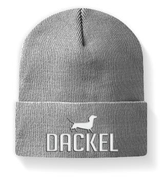 Mütze DACKEL Hund