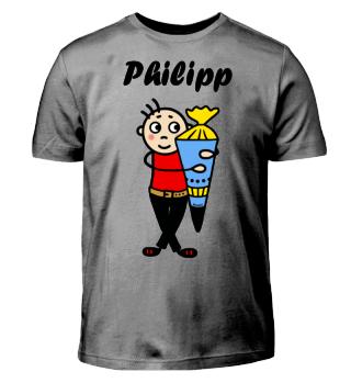Philipp - Einschulung I-Dötzchen