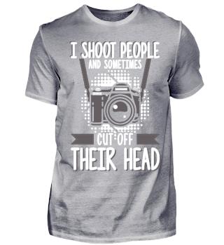 Fotografen Fotograf Kamera Shoot