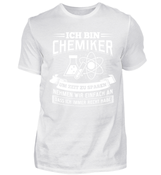 Chemiker Haben Immer Recht