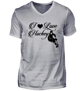 ☛ I LOVE HOCKEY #8S