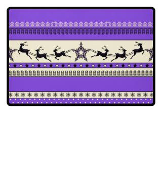 ♥ Christmas Ornaments Pattern III