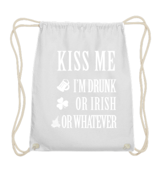 St. Patricks Day • Kiss me Im drunk