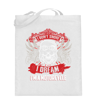 I Dream Im A Motorcycle