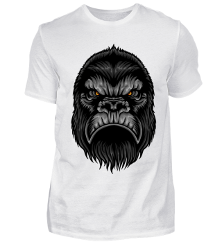 Gorilla Shirt Boss