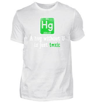 Science Chemical Element Hg Toxic Hug