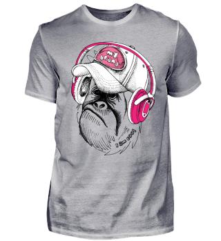 Neu Cooles Shirt AFFE