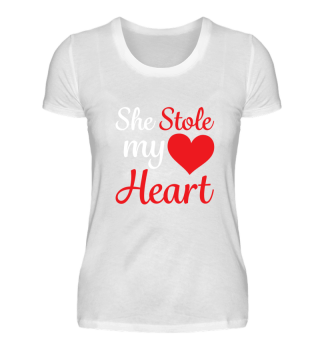 She stole my Heart