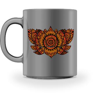 ★ Folklore Mandala - Lotos Flower I
