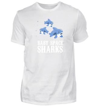 Baby Sharks in the Orbit