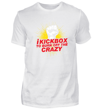 I Kickbox To Burn Off The Crazy - Martial Arts