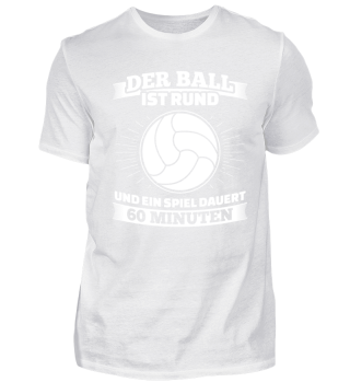 Der Ball ist Rund für Handball Spieler!
