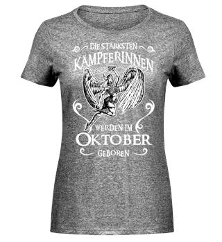 Die Stärksten Kämpferinnen - Oktober