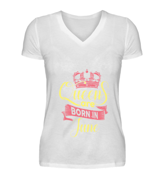funny birthday girls tshirt june