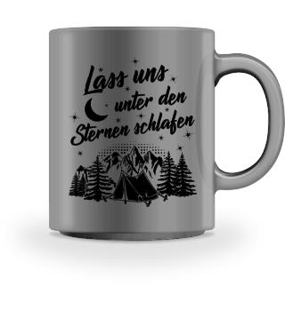 ...unter den Sternen schlafen - Geschenk