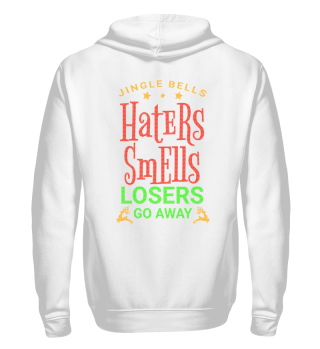 Jingle bells - haters smells - song