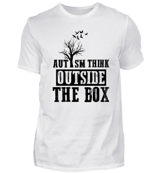 Autism think outside the box