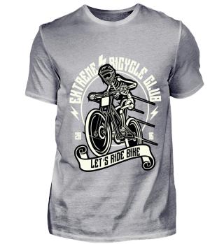 Fahrrad Bike Biker Shirt Fahrer Radsport