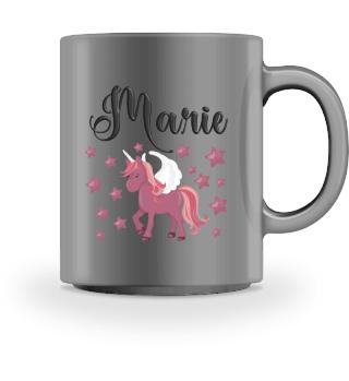 Marie - Tasse mit Namen