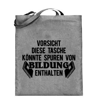 TASCHE - BILDUNG