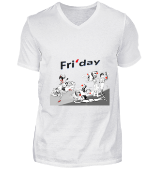 Friday Football Sport by Fit & Fun Wear
