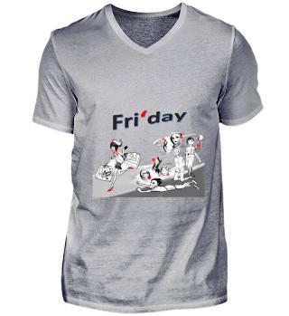 Friday Football Sport by Fit & Fun Wear