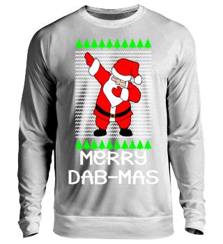 Merry Dabmas Ugly Christmas Sweater