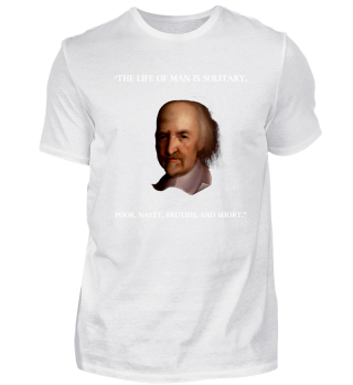 Thomas Hobbes - Life Of Man Is Solitary