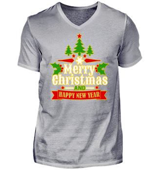 A VERY MERRY CHRISTMAS Tree V