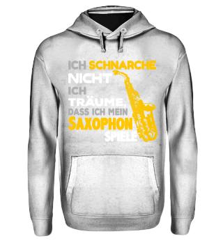 Saxophon schnarchen