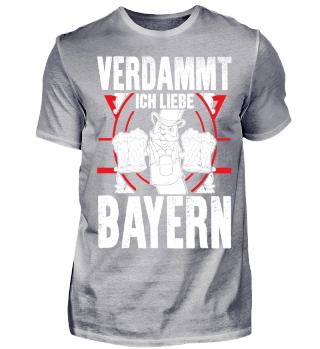 Verdammt ich liebe Bayern