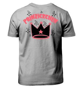 Prinzickchen Motiv mit Krone