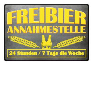 FREIBIER - ANNAHMESTELLE