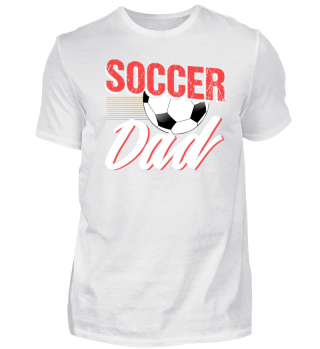 Soccer Dad Mens Funny Father Gift