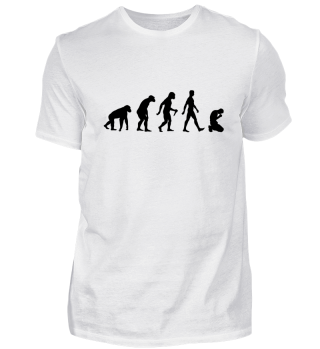 Evolution Of Humans - Prayer I