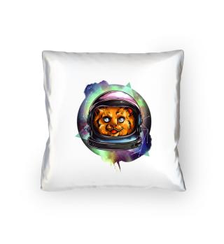 Cosmic Cat helmet Space Cats