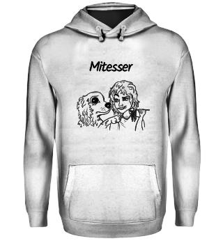 Mitesser- Sweatshirt& Hoodie, Frontprint