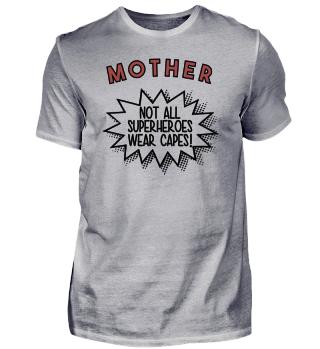 Superhero Capes Best Mom Ever