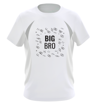 Big Bro Big Brother Black - gift idea