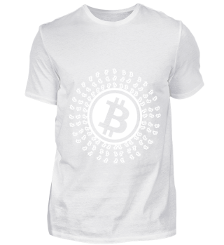 GIFT- BITCOIN CRYPTO WHITE