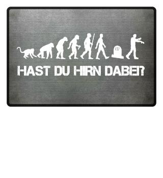 Evolution Of Humans - Zombie IIa