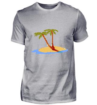 Insel Pixel