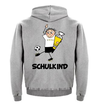 Einschulung Schulkind Fußball Germany