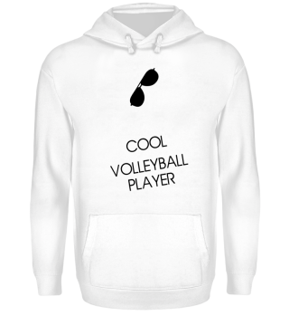 Cool volleyball player sunglass gift