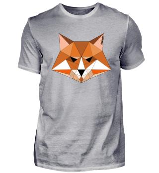 T-Shirt Fox - Design by fräulein om®