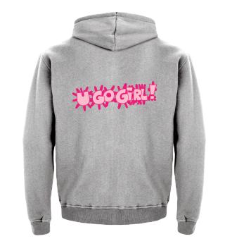 U GO GIRL - Tag