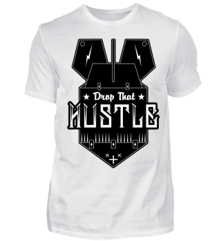 Herren Kurzarm T-Shirt Drop That Hustle Ramirez