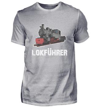 Railway engine conductor locomotive