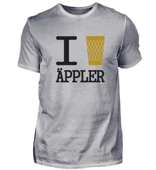 I love Äppler