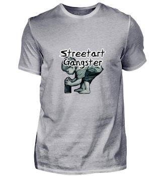 STREETART GANGSTER